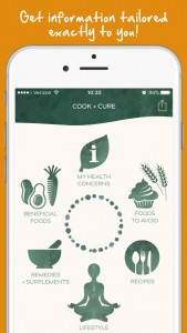 Cook + Cure App Design & Interface