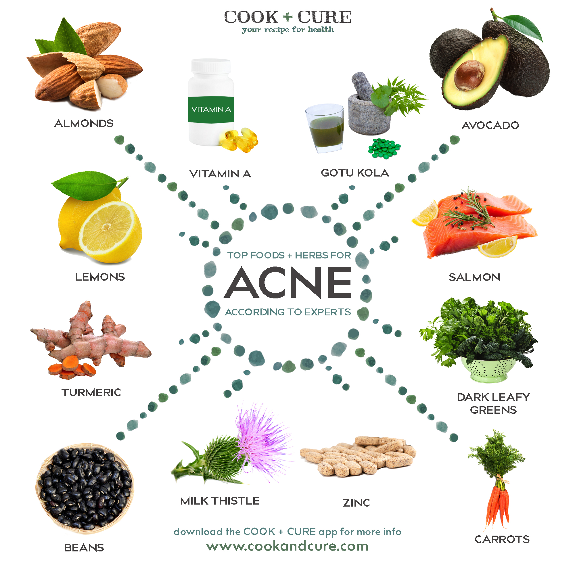 THE DIETARY CURE FOR ACNE (EBOOK) (2006)